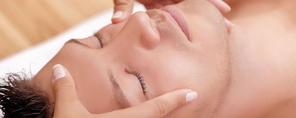 Hautpflege für ihn im Kosmetikstudio Sprinkart Kempten