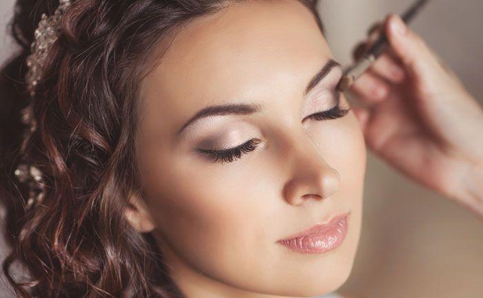 Make-up für die Braut und festliche Anlässe