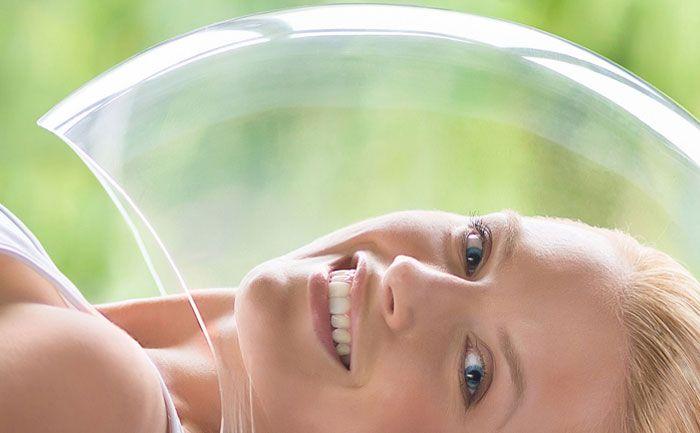 Anti-Aging mit Sauerstoff-Therapie